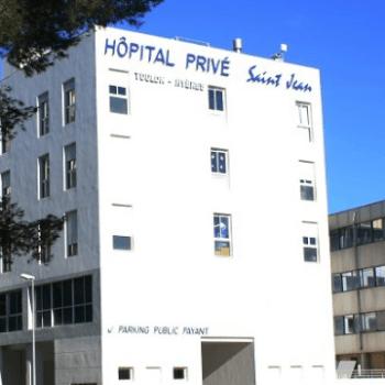 Hôpital Privé Saint-Jean