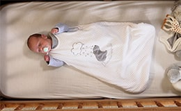 Coucher bébé en toute sécurité