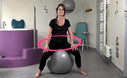 Utiliser un ballon à la maison pendant la grossesse