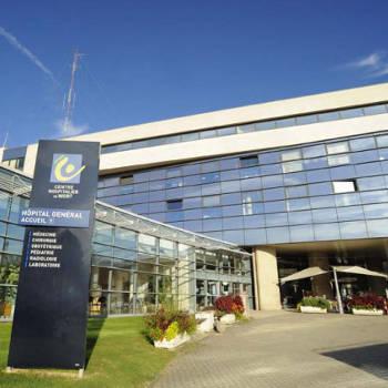 Centre hospitalier Georges-Renon - Niort