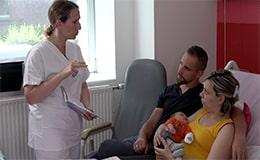 Le carnet de santé de bébé et le retour à domicile